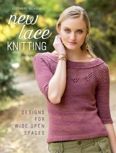 New Lace Knitting - jacket art