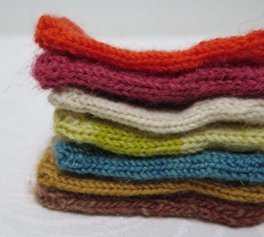 sock length
